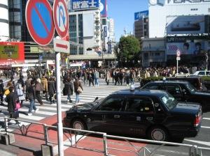 Shibuya-CrossRoad ~ 2