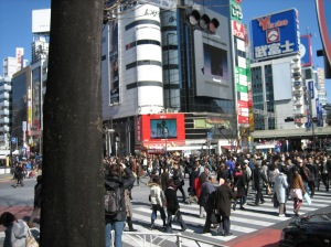 Shibuya-CrossRoad ~ 1