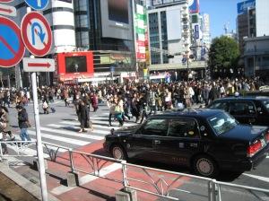 Shibuya-CrossRoad ~ 3