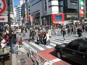 Shibuya-CrossRoad ~ 4