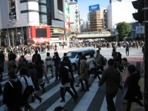 Shibuya-CrossRoad ~ 5