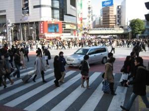 Shibuya-CrossRoad ~ 6