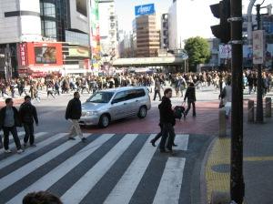 Shibuya-CrossRoad ~ 7